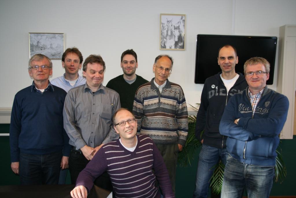 Seizoen 2011-2012:  ESV 2 Kampioen in de promotieklasse !