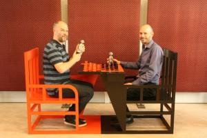Eervolle vermelding: Team 2, Simon en Boris