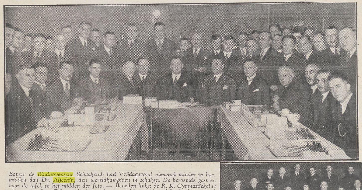 Nieuwe Tilburgse Courant 18 november 1933