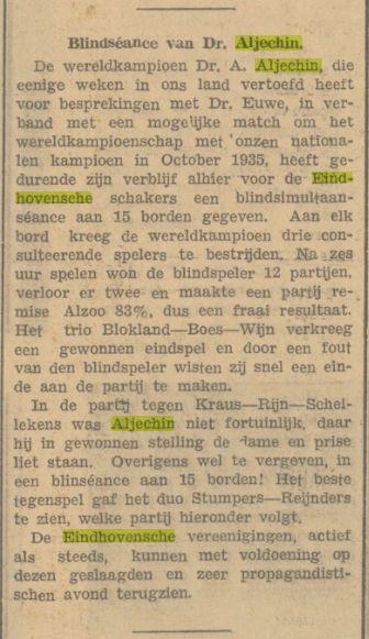 Dagblad van het Zuiden, 17 februari 1934