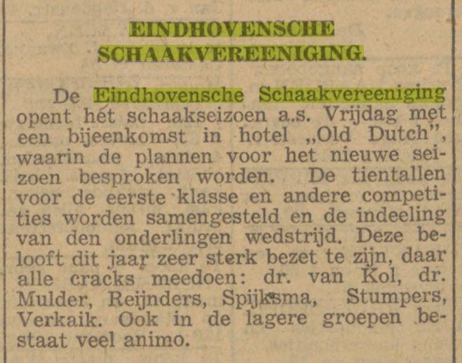Dagblad van het Zuiden, 4 september 1942